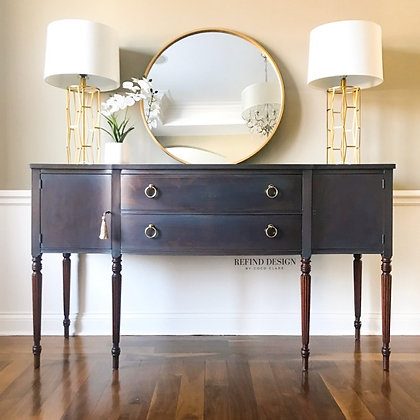 Antique Hepplewhite Buffet
