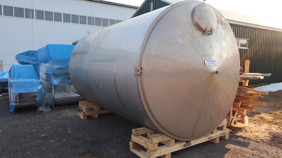 Танк молочный 15 м³ (термос)