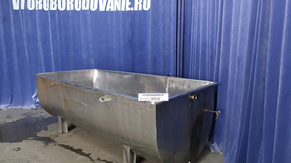 Ванна творожная втн-2,5
