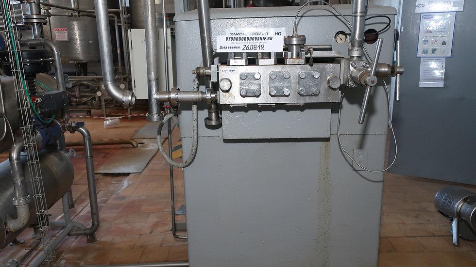 Гомогенизатор А1-ОГМ5 - 5000 литров в час