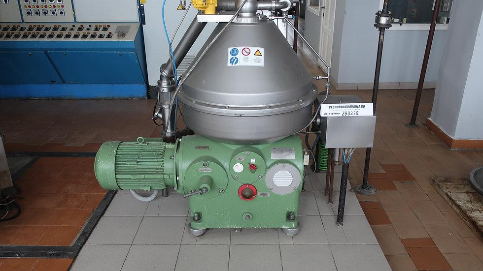 Сепаратор рафинирования масел Gea RSE 60-01-776