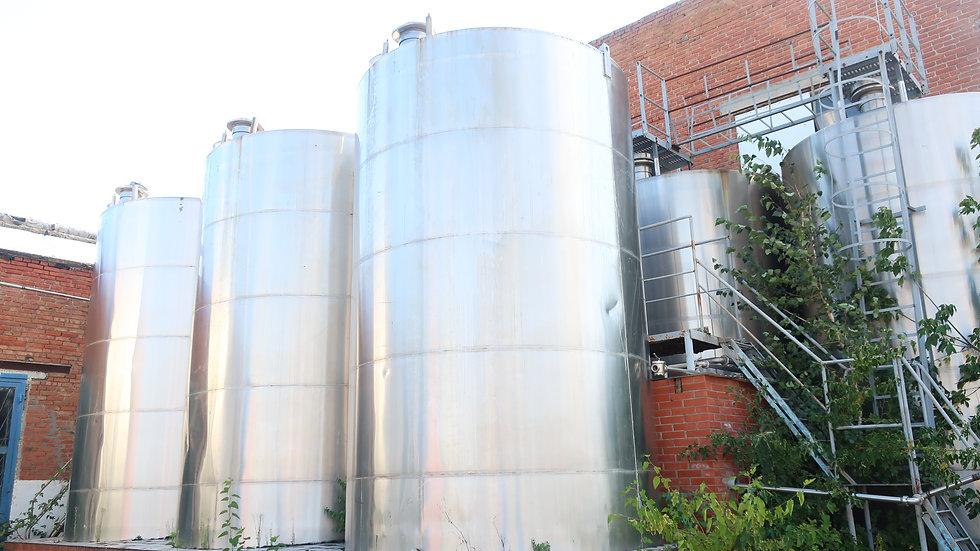 Танк термос для молока 30 м
