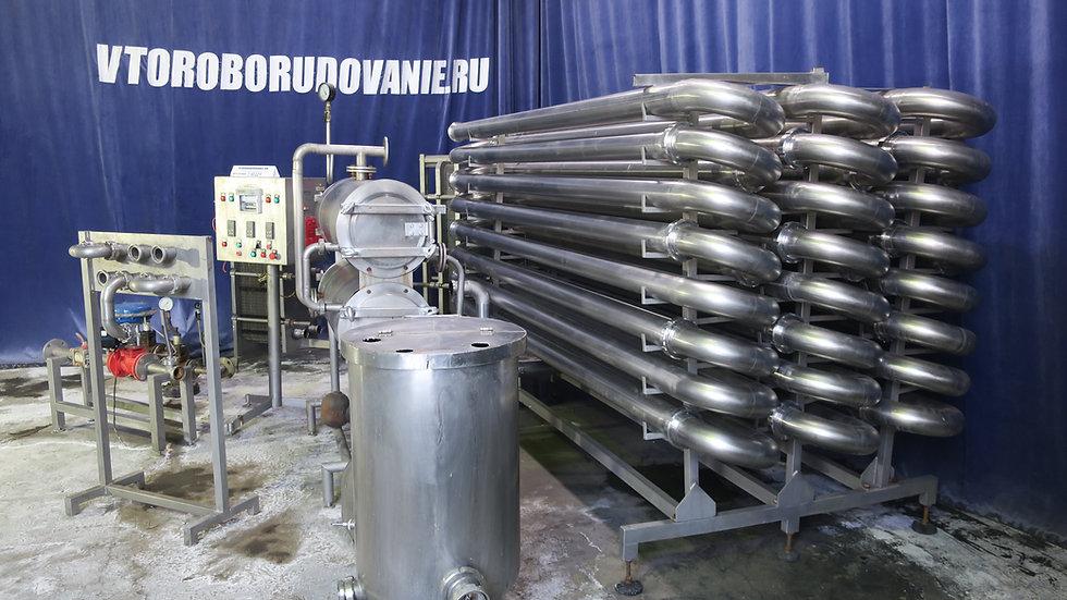 Пастеризационно – охладительная П8-ОПО-10-00 Молмаш