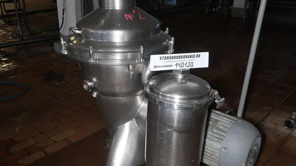 Сепаратор Alfa Laval модель MRPX409 SGV-3