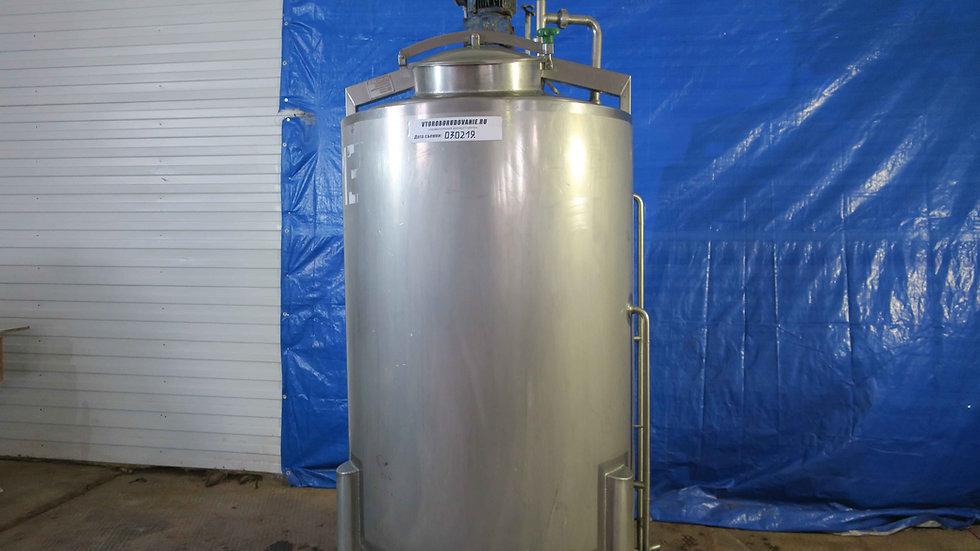 Емкость молочная Alfa-Laval 1 м