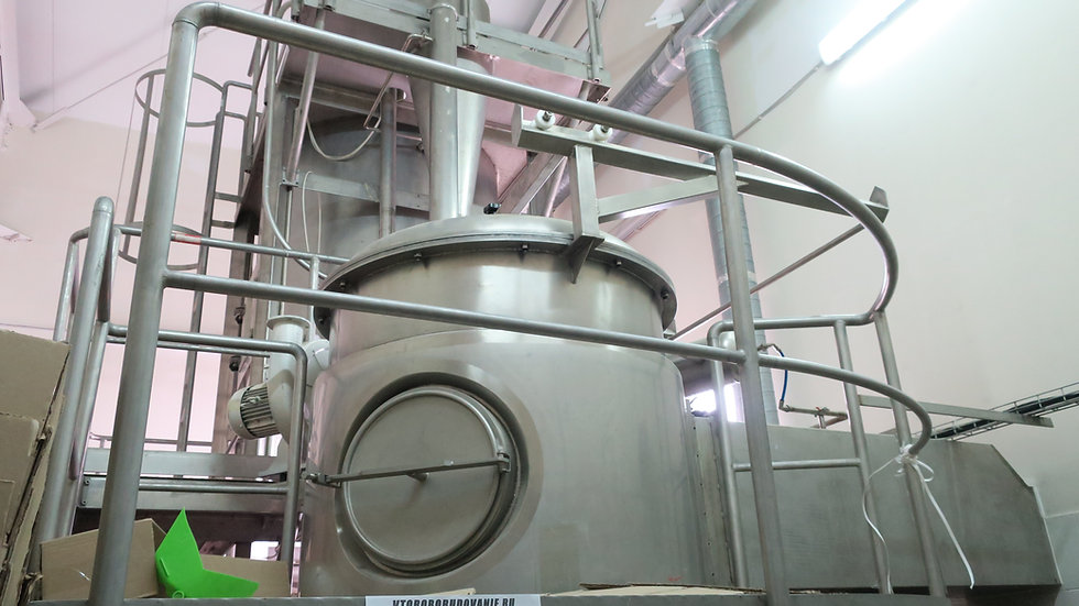 Лабораторная распылительная сушилка ANHYDRO