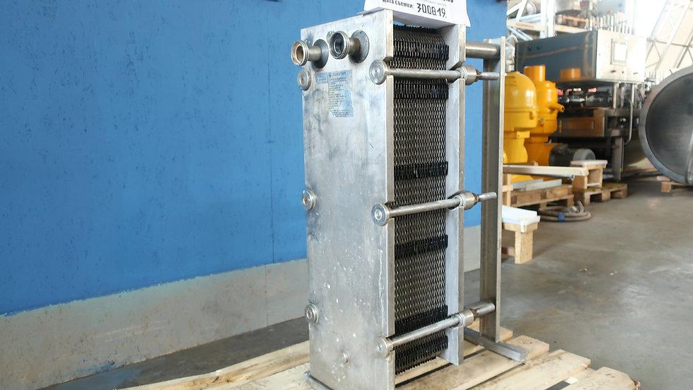 Установка теплообменная пластинчатая ВГ-3