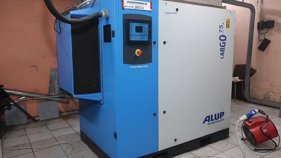 Винтовой компрессор Alup Largo 75