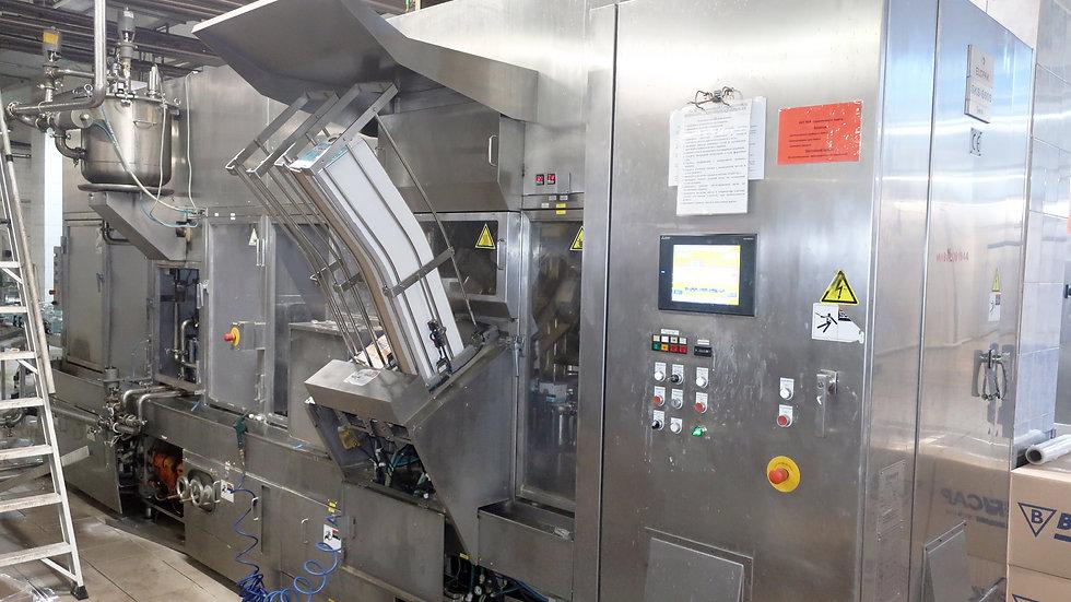 №2 Автомат розлива Pure-Pak (пюр пак) Shikoku SKS-S60