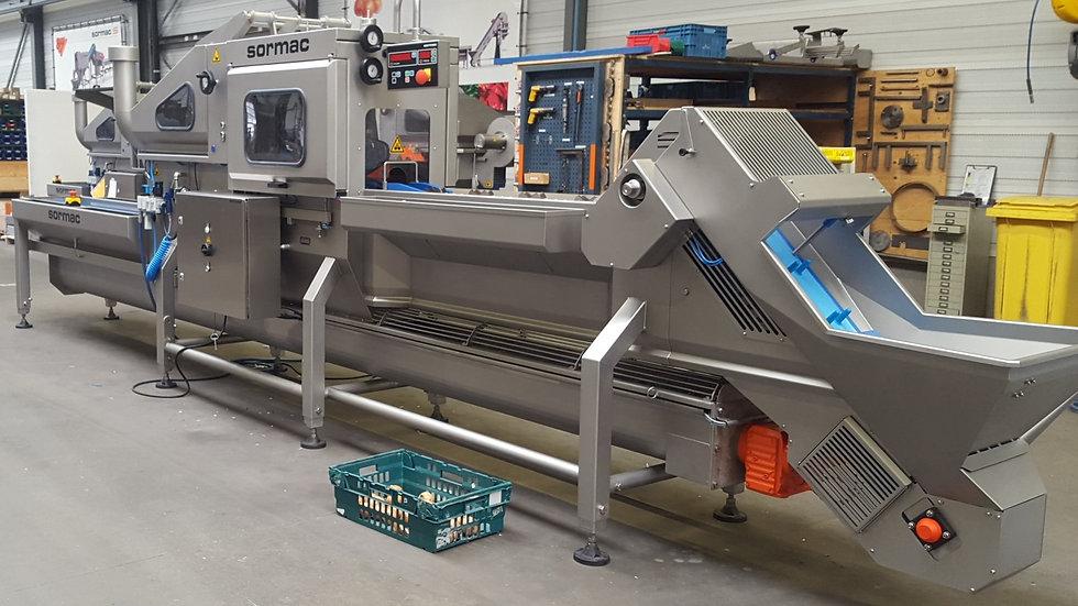 Лукочистка USM-100 (5-6 тонн\час) 2016-й год