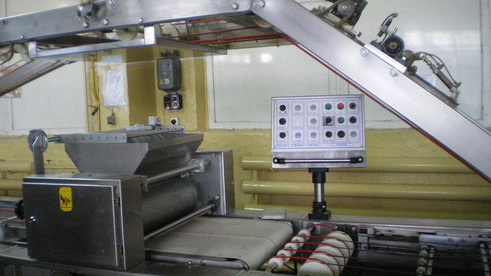 Линия производства вафель компании Forma Makina