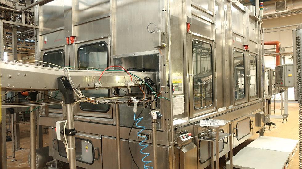Линия розлива молока в PET 6000 ACMA 300 ml