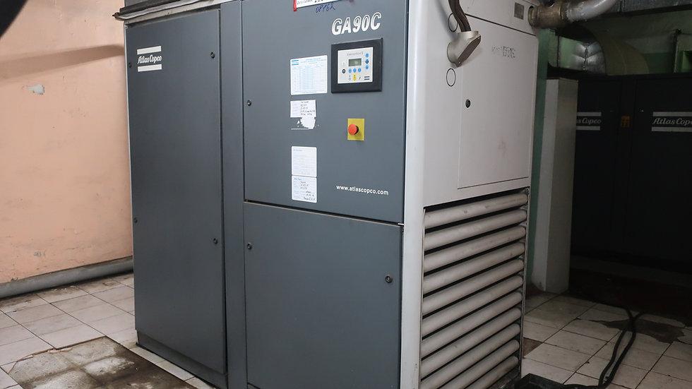 Винтовой компрессор Atlas Copco GA 90