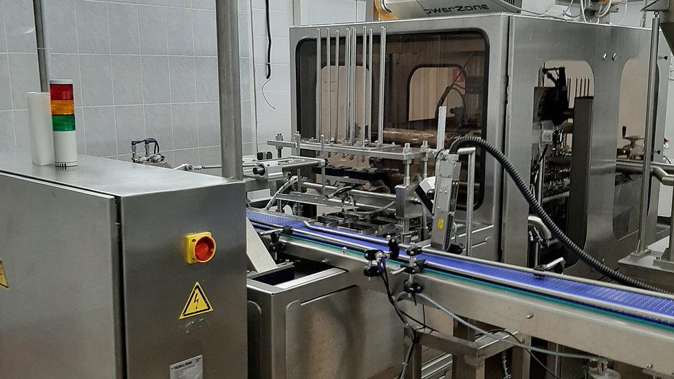 Автомат фасовки творога в ванночки ТФ 1-ПАСТПАК Л-02