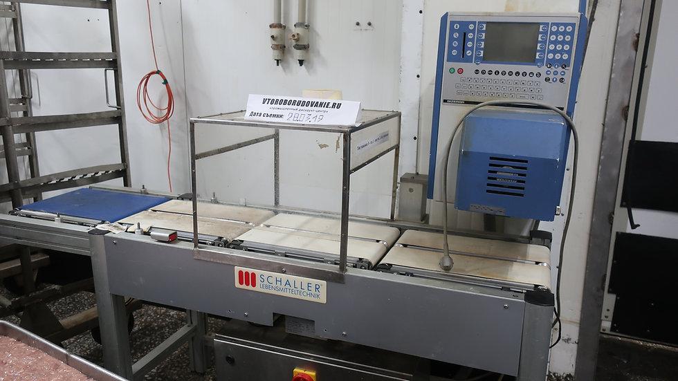 Этикетировочный автомат BIZERBA GLM-E