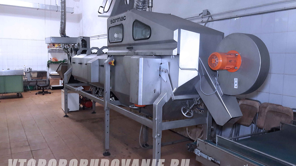 Лукочистка USM-100 (5-6 тонн\час)