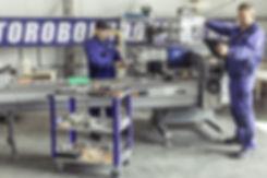 Ремонт промышленного БУ оборудования