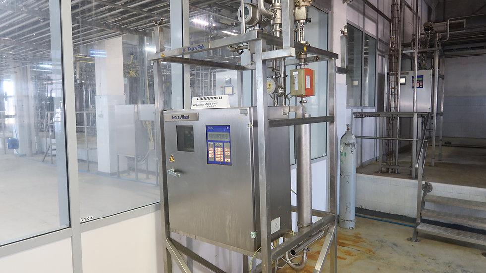 Модуль нормализации молока и сливок Tetra Alfast Tetra Pak