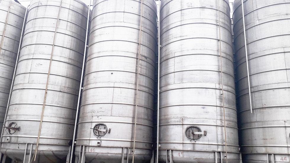 Резервуар для хранения соковой продукции V= 50 м³