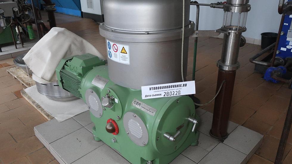 Сепаратор рапсового масла Gea RTA 50-01-076
