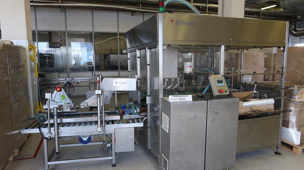 Автоматический пакер пакетов для TFA 3 Тетра Фино