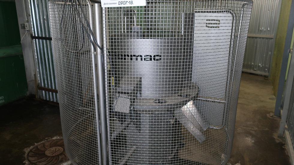 Машина для чистки и резки перца SORMAC РО-30