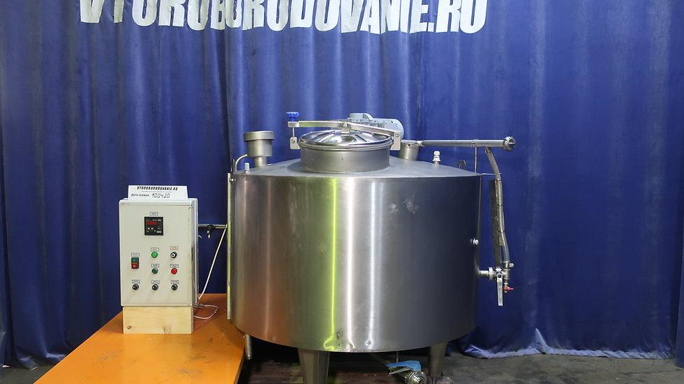 Универсальный емкостной аппарат 0,63 м³