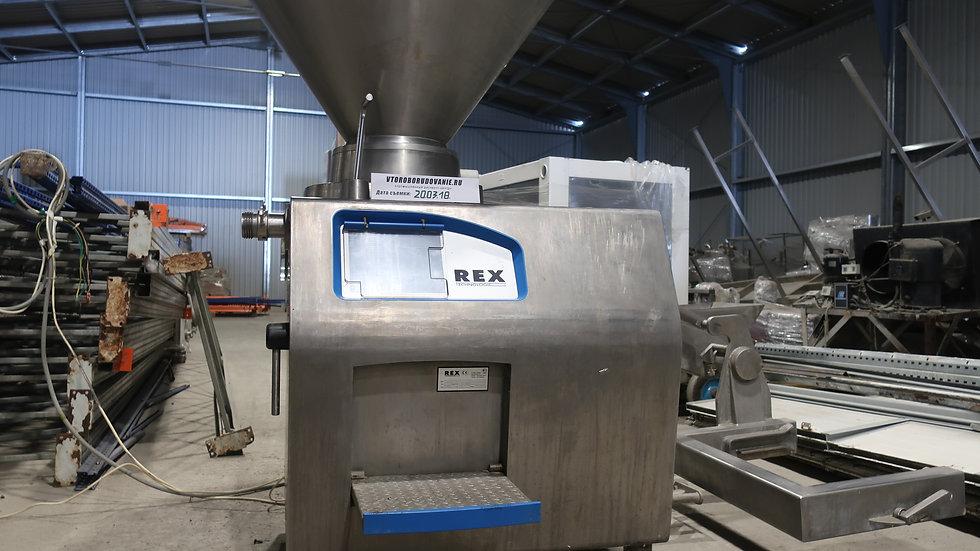 Вакуумный Шприц Rex Rvf 760