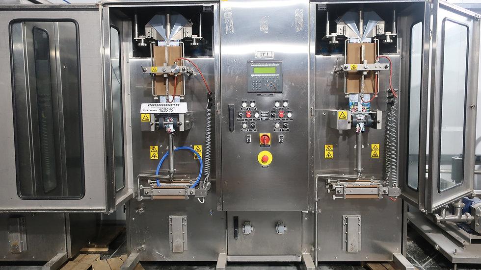 Автомат розлива молока в пакет Finnpack Elecster 5000