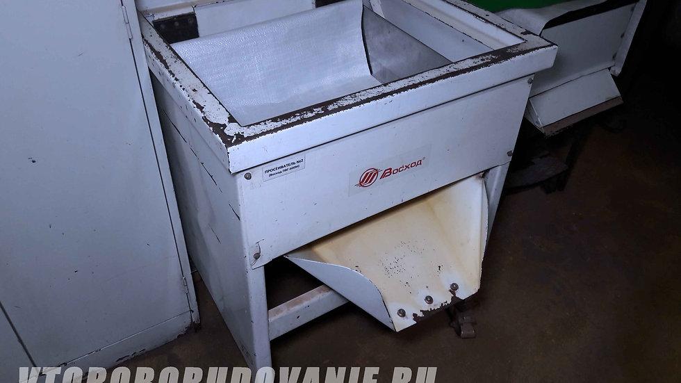 Просеиватель вибрационный ПВГ-600М