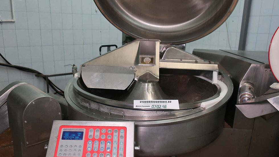 Куттер вакуумный Laska KT 200 2V