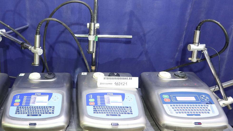Каплеструйный принтер LINX 5900 и LINX 7900