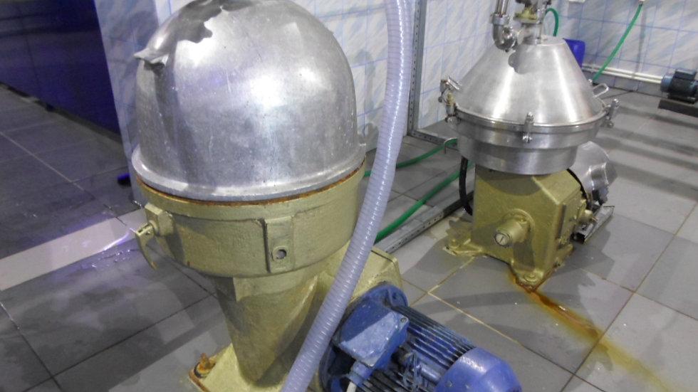 Сепаратор Ж5-ОС2-Т3 (5т\ч)
