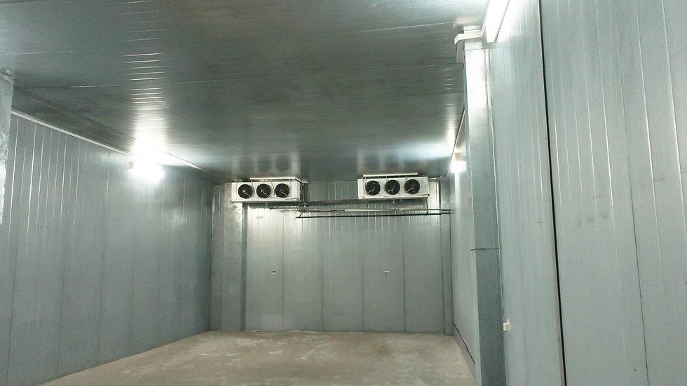 Холодильный - среднетемпературный склад