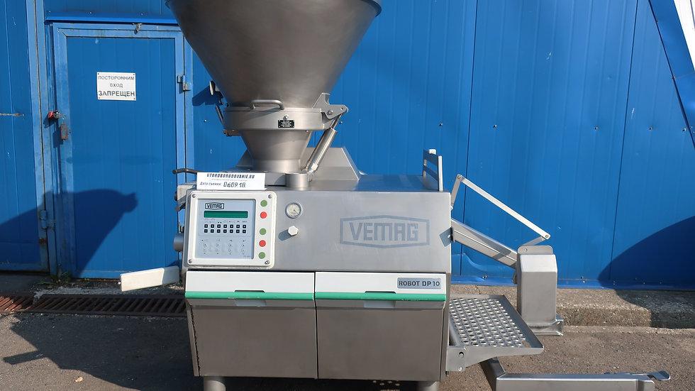 Шприц вакуумный VEMAG ROBOT DP 10