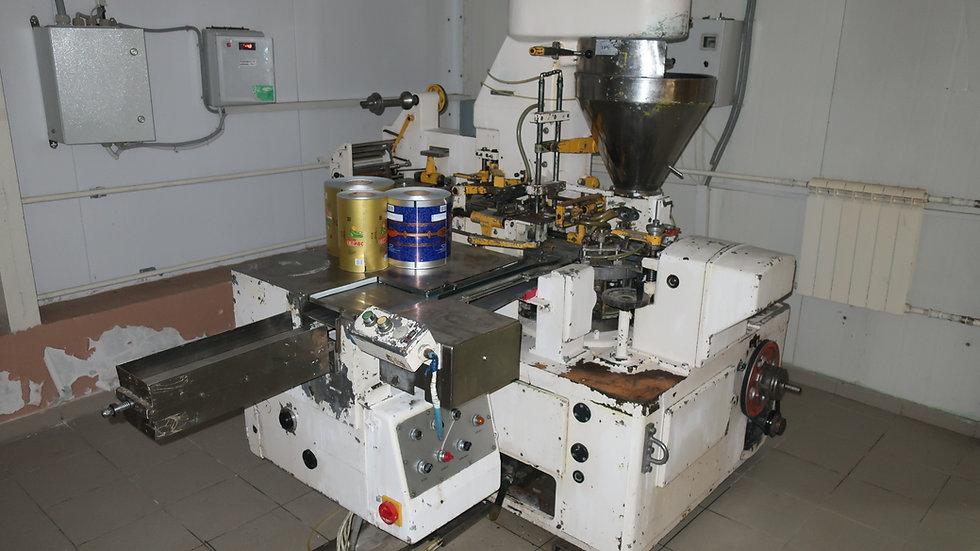 Автомат фасовки масла (50 гр)