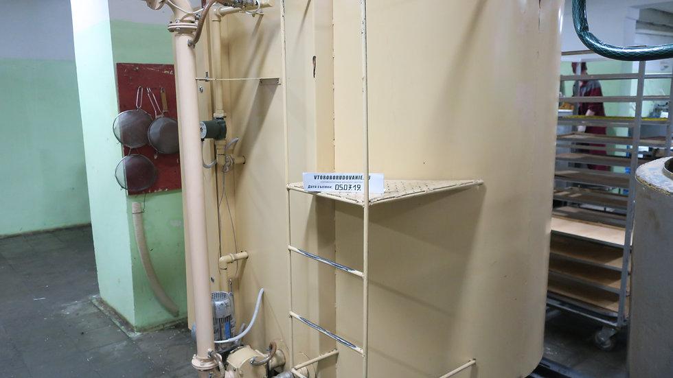 Бак хранения глазури CТ 2500