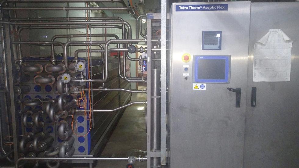 UHT Стерилизатор молока TTA Flex Tetra Pak