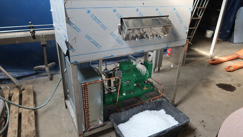 Льдогенератор чешуйчатого льда Staff Италия 1960 кг час