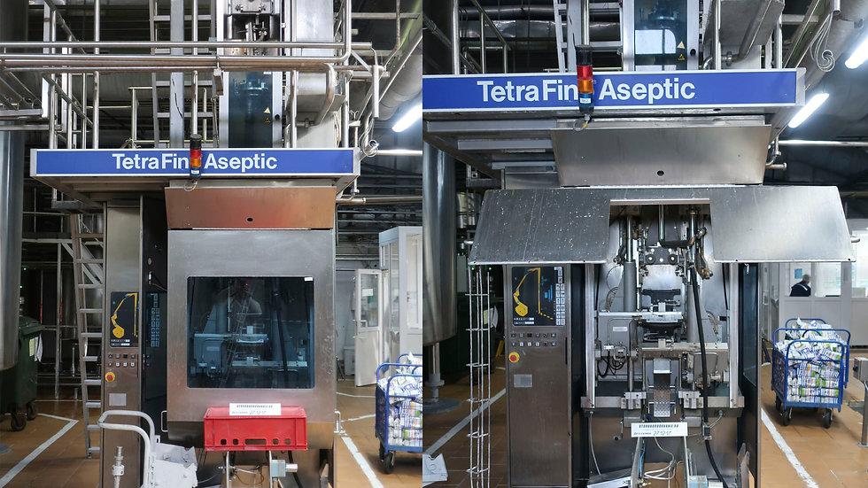 Автомат розлива Tetra Pak Type TFA\3 1000B