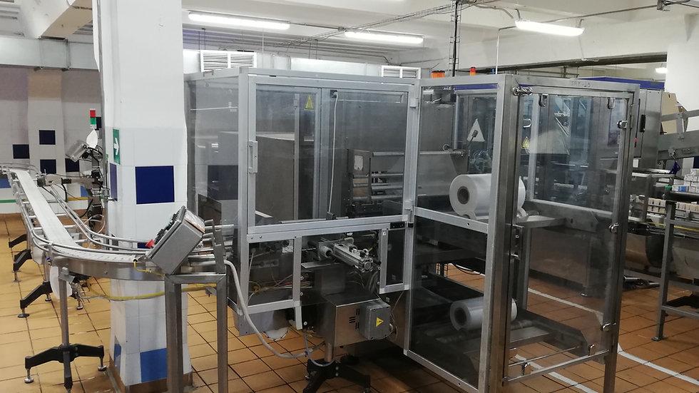 Машина групповой упаковки термоусадочной пленкой TRM-70 MARIANI