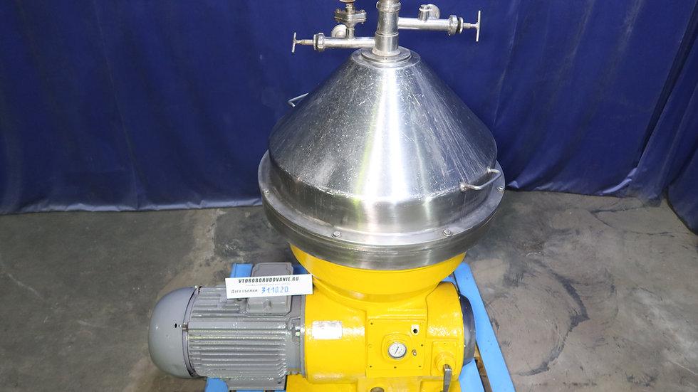 Сепаратор сливкоотделитель Ж5-ОС2НС