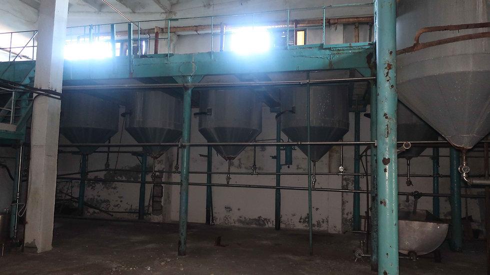 Резервуары для варки альбумина