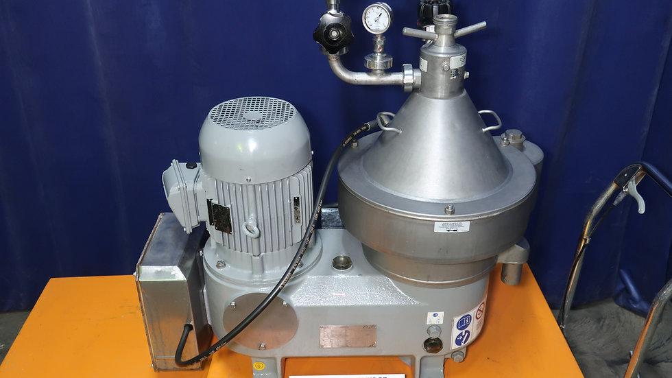 Сепаратор-сливкоотделитель MSE 20-01-077 GEA