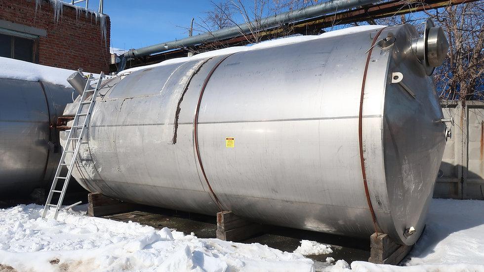 Танк вертикальный Alfa-Laval 30 м³