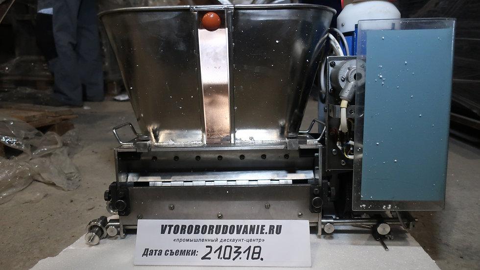 Автомат обсыпки дробленым орехом