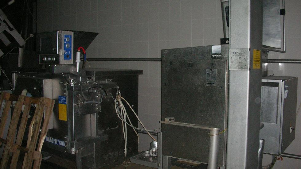Сепаратор Baader 605