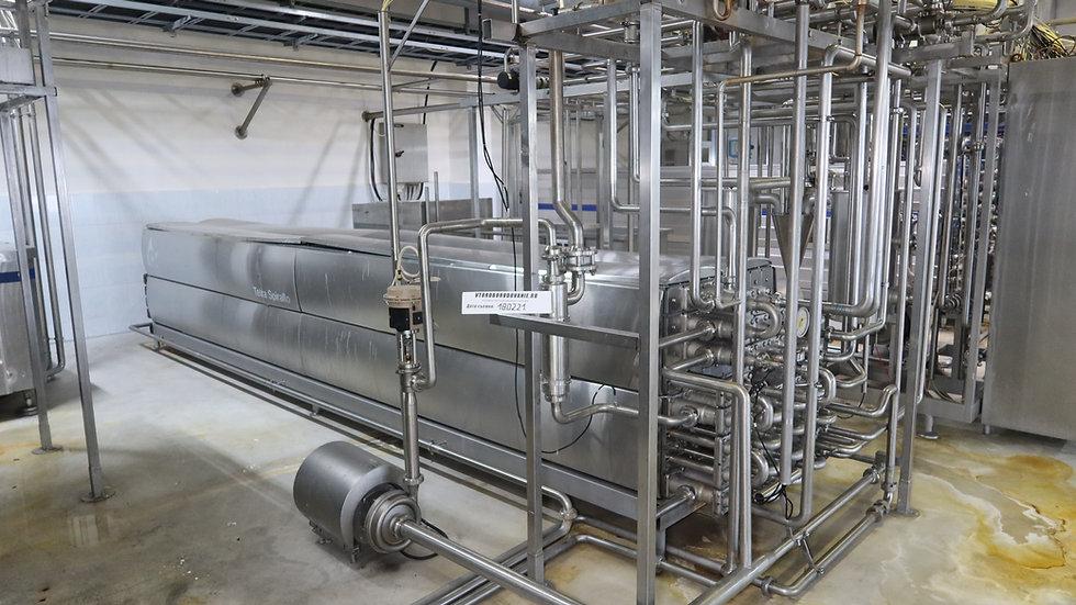 Оборудование для производства ультрапастеризованного молока Tetra Pak
