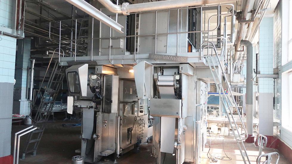 Автомат розлива молока TBA8 - 1000 B Tetra Brik SPA 1995 г