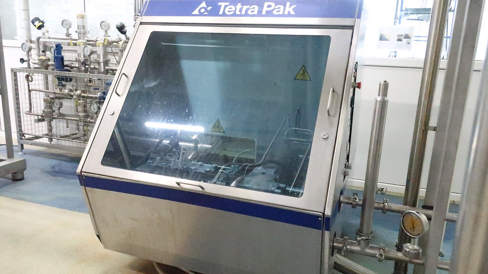 Гомогенизатор Tetra Pak TA 200